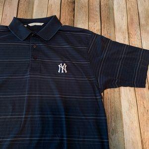 New York Yankees men's polo shirt